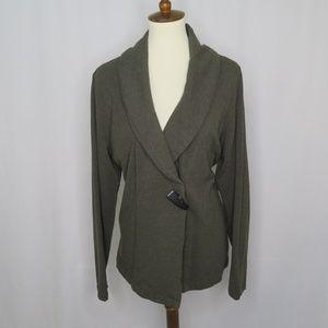 NWOT Talbots Cardigan Jacket Sweater Brown